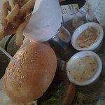 Bill the butcher... muy buena hamburguesa!!