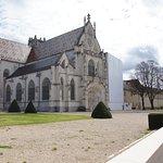 Vue extérieure du Monastère