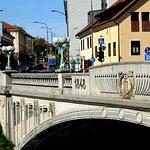 Dragon bridge built in 1848