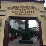 Photo of Olvera Street