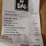 Mr. Bao ภาพถ่าย