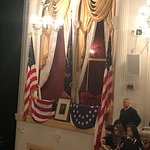 President Lincoln's seats