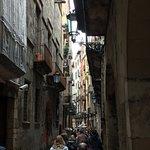 Narrow Streets of Gothic Quarter