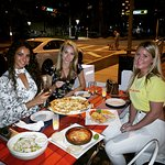 Girls night out at Giotto