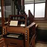 One of the first organs made