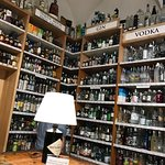 I've never seen so many varieties of Spirits before!