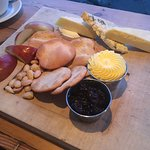 Welsh Cheese Board