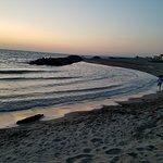 Beach is 5 mins away