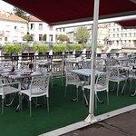 La Terrasse....attention places limitées pour votre confort...Réservation obligatoire !