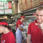 Hello from Pinos Pizza Ocean City Maryland USA