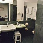 Banheiro: Limpeza impecável