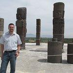 Billede af Tula Toltec Archaeological Ruins