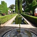 jardines alhambra