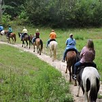 Trail Ride #BarnCridders