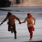 Action Shot from Indiana Jones Movie Marking