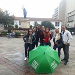 Free walking tour bogota in English and Español. Every day at 10am and 2pm.