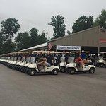 Shadowood is a great course to host your outing!