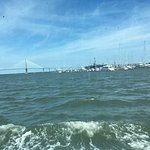 Foto de Charleston Harbor Tours