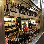 Great quirky wine shop.