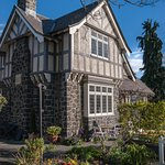 Curator's House, Christchurch Botanic Gardens