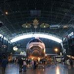 Foto de Smithsonian National Air and Space Museum Steven F. Udvar-Hazy Center