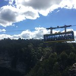 Views from all around Scenic World