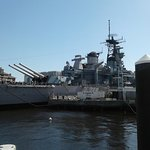 The Battleship Wisconsin--guided or do-your-own history tours