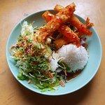 Crispy Shrimps