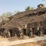 Photo de Po Win Daung Caves