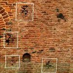 Bullet Marks on the wall at Jallianwala Bagh