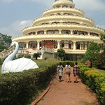 Lotus temple at AOL