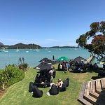Parua Bay Tavern on the waters edge!