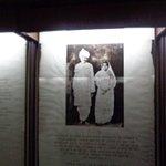 Gandhiji with his wife Kusturba Gandi