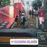 صورة فوتوغرافية لـ Escadaria Selarón