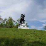 Memorial to General Grant at Vicksburg