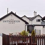 Swynnerton Arms outside area