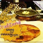 From Veggies Corner: Sarson ka Saag Aur Makai ki Roti
