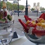 Foto de Le Paradis du Fruit