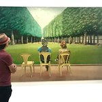Exclusively David Hockney