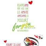 Yogurteria Foryòu Frozen Yogurt Culture