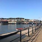 Dockland walk