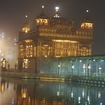Golden Temple During Night