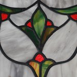 Gorgeous Stained Glass Throughout