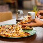 Deliciosas pizzas de la casa