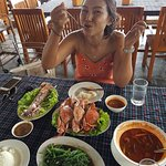 Parlai - local seafood, but not 'art on a plate' for $$$$$$
