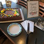 We celebrated my wife's 60th birthday party at Mama Stortini's, on her request.