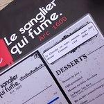Photo de Le Sanglier Qui Fume