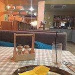 Как же здесь здорово и вкусно, просто пальчики оближешь- моя любимая итальянская кухня- равиоли