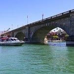London Bridge in Lake Havasu City, AZ