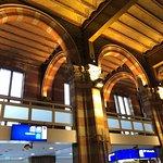 Foto van Centraal Station